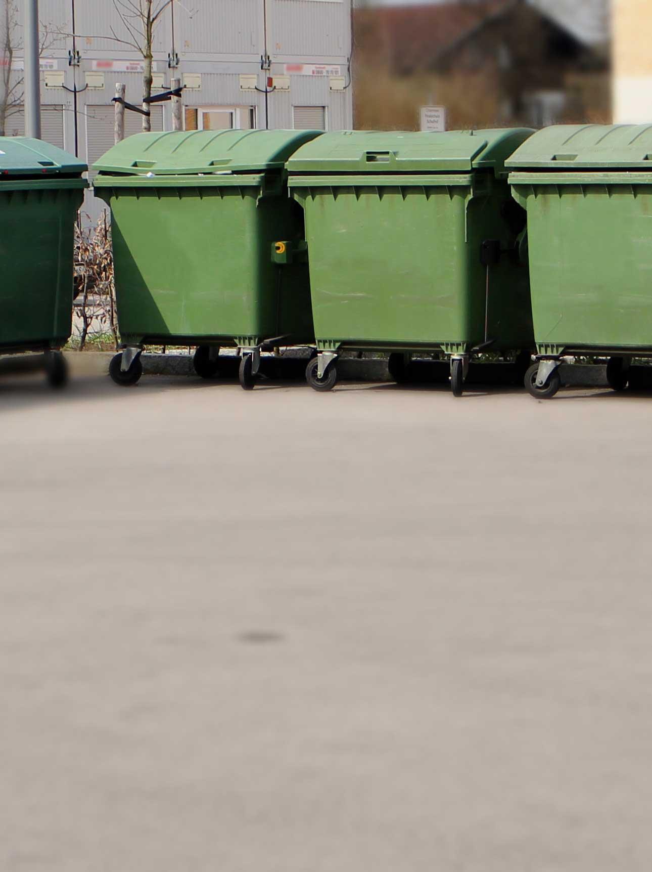 Commercial Wheelie Bin Cleaning, Norwich and Norfolk