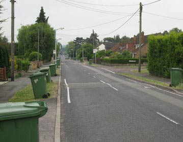 Wheelie Bin Cleaning Norwich, Norfolk | bin collection day